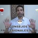 10 CONSEJOS para clientes de 10 profesionales del BAR