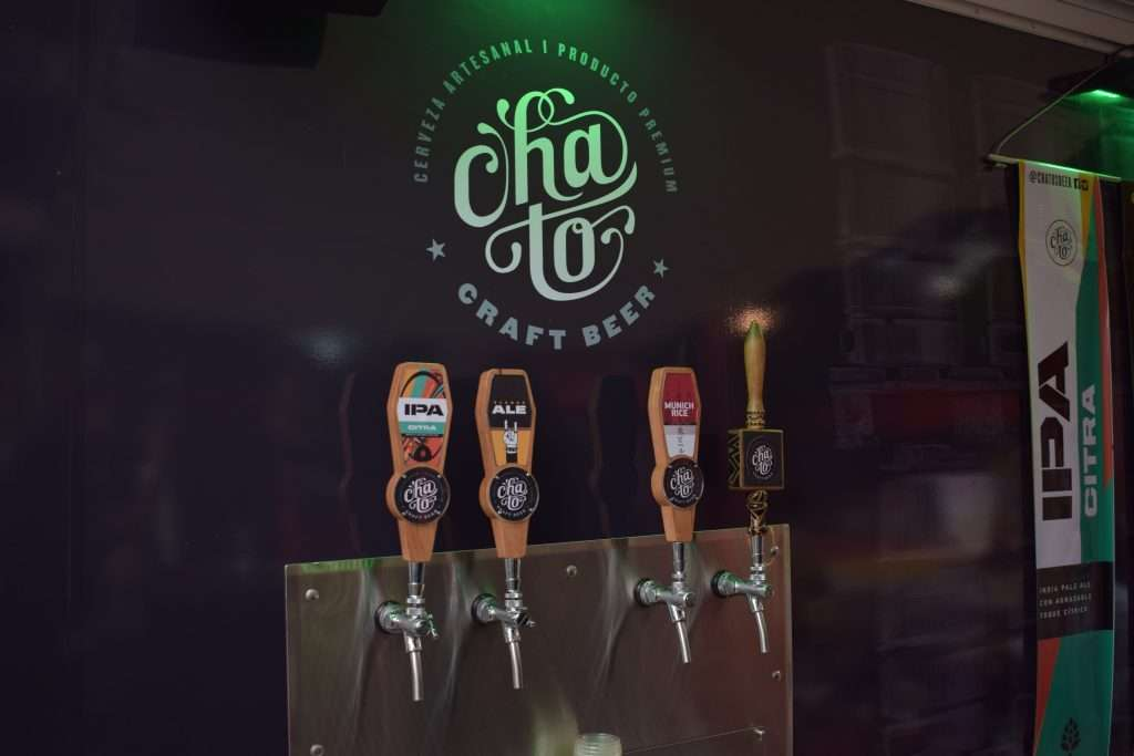Chato Beers