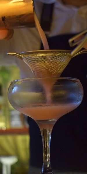 coctel rosado