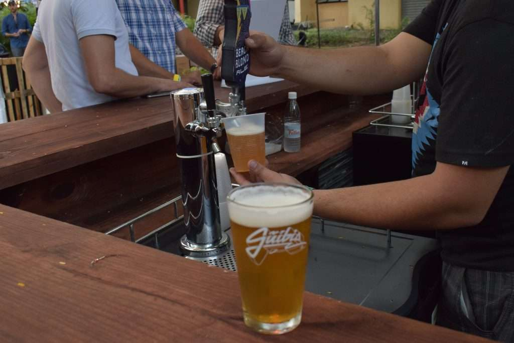 Cerveza Güibia