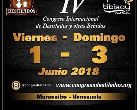 Congreso Internacional de Destilados