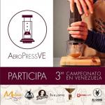 CAMPEONATO AEROPRESS VENEZUELA 2018