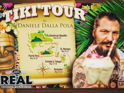 Tiki Tour con Daniele Dalla Pola