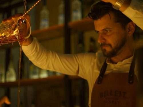 Pablo Carrizo en el Cocktail Month Santo Domingo