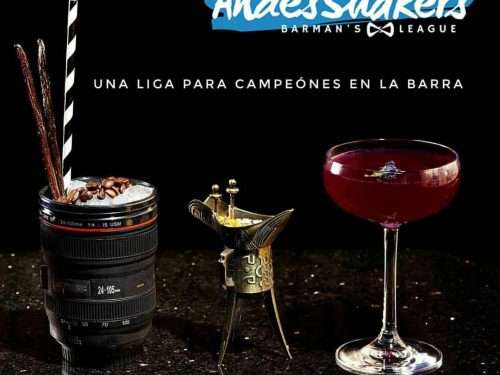 Andes Shakers Barman's League