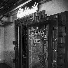 Speakeasy Crane's Bar